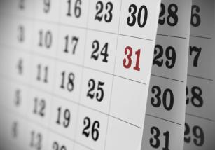 Calendario pruebas extraordinarias y de perdida del derecho a evaluación continua